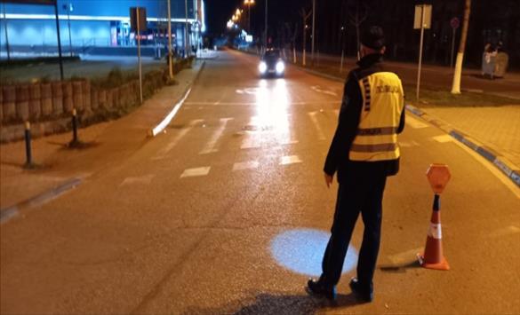 Слика од OJO Гостивар поднесе казнен налог против едно лице за непочитување на полицискиот час