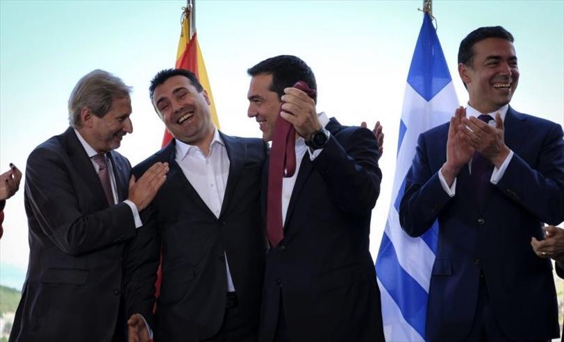 Слика од Грција замрзнува ратификација на меморандуми поради тоа што Заев не го почитувал Преспанскиот договор