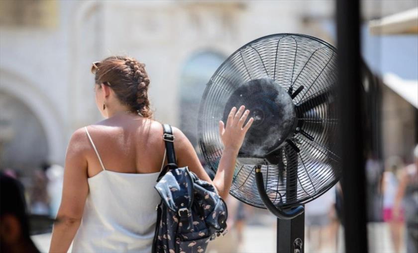 Слика од Во Гевгелија попладнево 41 степен, утре и во петок најтопло