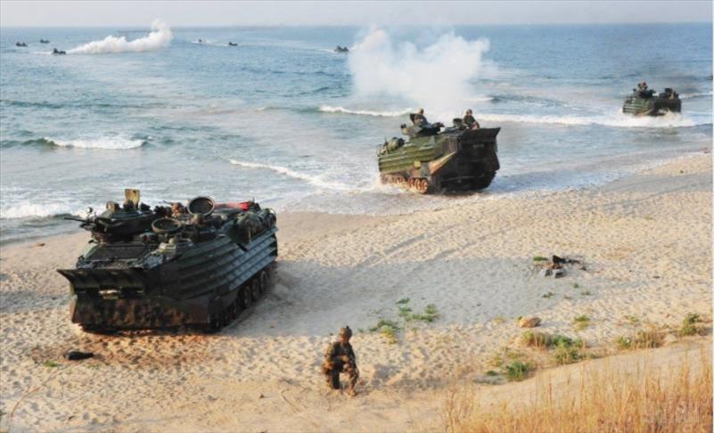 """Слика од Во Црно Море идната недела почнуваат воените вежби """"Си бриз"""""""