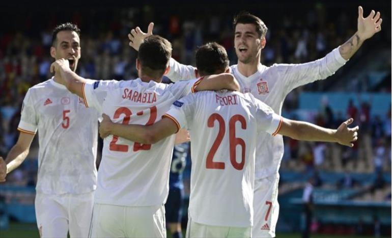 Слика од ЕВРО 2020: Шведска и Шпанија изборија осминафинале