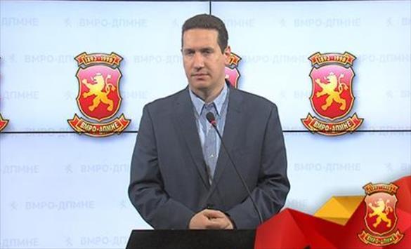 Слика од Сите сфатија дека Заев е спремен да прифати секакви понижувања, затоа Македонија ги загуби позициите на меѓународна сцена, вели Ѓорчев