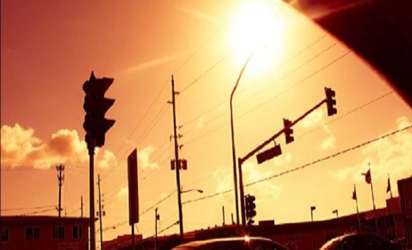 Слика од Земјава во портокалова фаза, да се почитуваат мерките за заштита