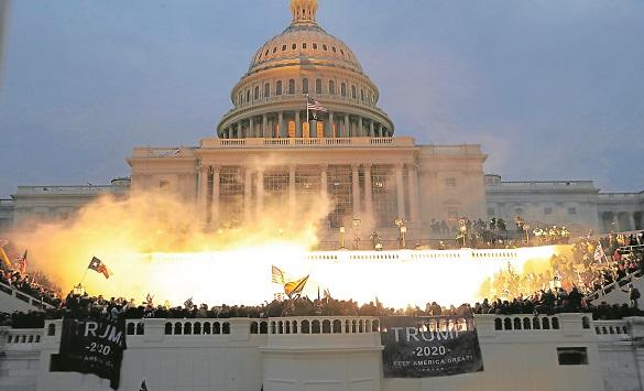 Слика од Во САД прва пресуда за немирите во Капитол на 6 јануари