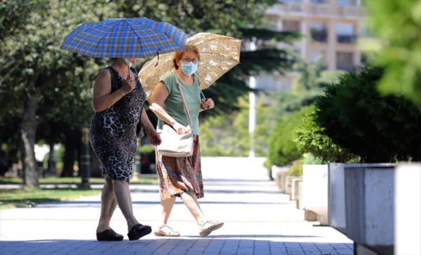 Слика од МТСП со препораки за заштита од топлотниот бран
