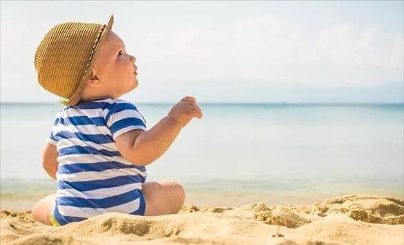 Слика од Како да го сончате вашето бебе?