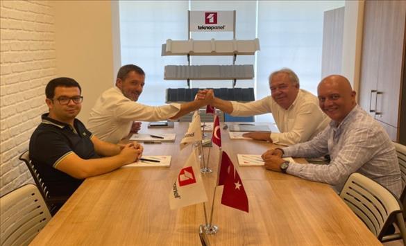 """Слика од Турската компанија """"Текнопанел"""" ќе инвестира во ТИРЗ Скопје"""