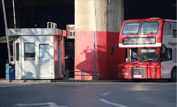 Слика од За Илинден – 2 Август јавниот превоз по неделен возен ред, дежурни три билетарници