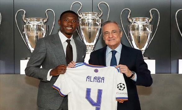 Слика од Алаба во Реал ќе заработува 20 милиони евра по сезона