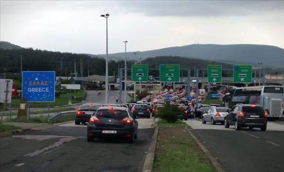 Слика од На граничниот премин Богородица за излез од државава се чека 40 минути