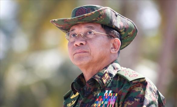 Слика од Хунтата во Мјанмар вети општи избори
