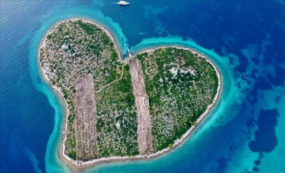 """Слика од """"Островот на Љубовта"""""""