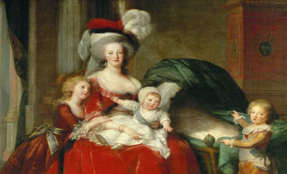 Слика од Уникатен накит од Марија-Антоанета на аукција
