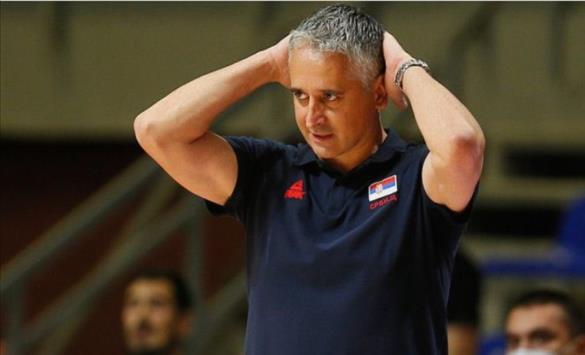 Слика од Кокошков веќе не е селектор на Србија