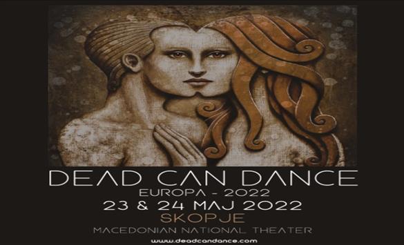 Слика од Dead Can Dance ќе настапат во Скопје