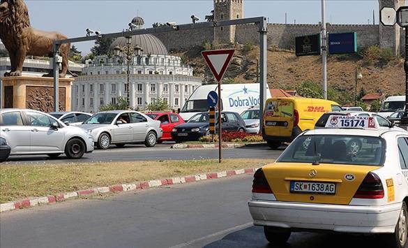 Слика од Изменет режим на сообраќај во централното градско подрачје поради заедничката владина седница меѓу Македонија и Косово