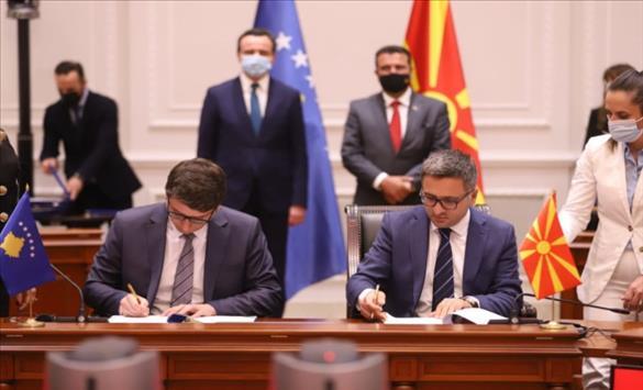 Слика од Македонија и Косово ќе спроведуваат заедничка царинска контрола на железничкиот премин Блаце-Хани Елези