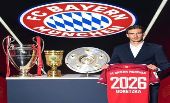 Слика од Горецка останува во Баерн до 2026