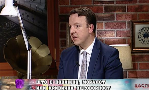 Слика од Николоски откри ексклузивни информации: Димитров е автор на нон-пејперот за да ја дефокусираат јавноста од оставката на Филипче