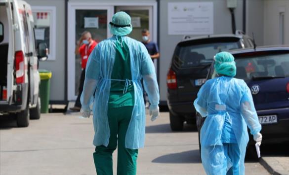 Слика од 28 нови смртни случаи од Ковид, 557 позитивни граѓани