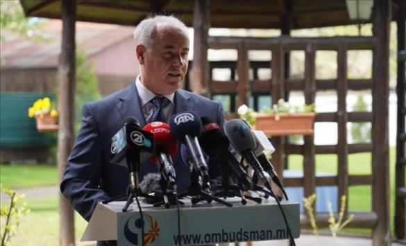 Слика од Зибери: Ако не знае Царовска, Народниот правобранител има обврска да констатира проблеми и да дава препораки