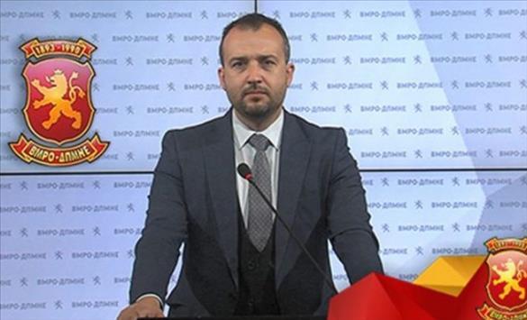 Слика од Лефков: Зошто Владата ја крие оставката на Филипче, добро е јавноста да знае што е напишано во неа