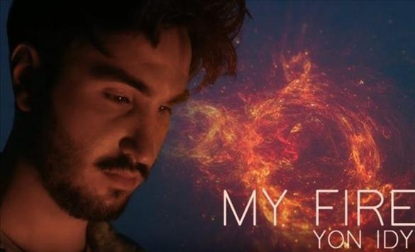 """Слика од """"My Fire"""" нова песна на Yon Idy"""