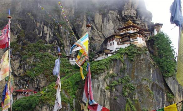 Слика од Пет од највеличествените храмови во Азија