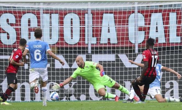 Слика од Милан го тужи Лацио за расистичко скандирање на навивачите против Бакојако и Кеси