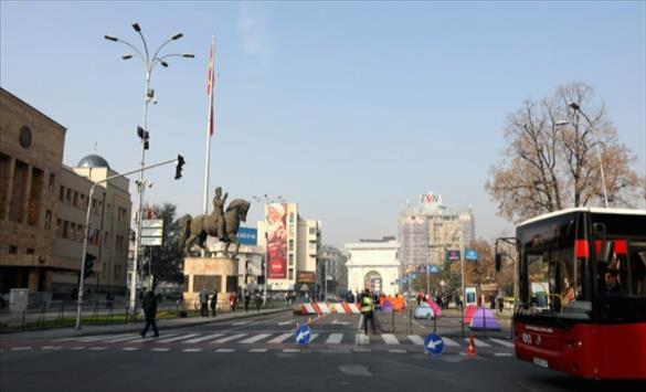Слика од Посебниот режим на сообраќај во главниот град ќе биде во претпладневните часови (КРГ)