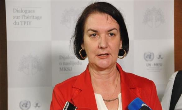 Слика од Државната обвинителка на БиХ тврди дека пет години е незаконски следена и прислушкувана