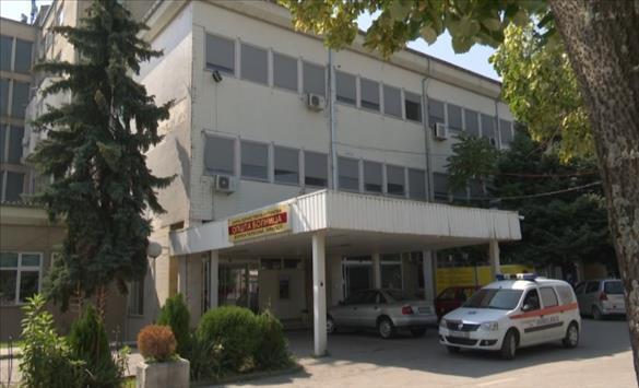 Слика од Нов инцидент со модуларните болници, оштетена таблата за електрична енергија во Прилеп