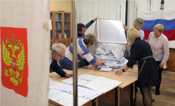 Слика од Завршија изборите во Русија