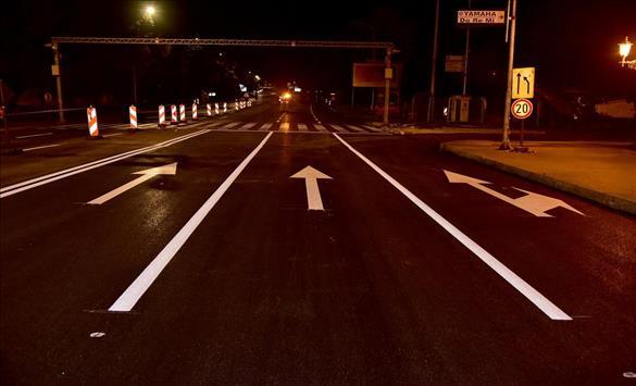 """Слика од Завршена реконструкцијата на булеварот """"Крсте Мисирков"""""""