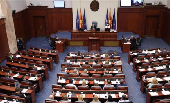 Слика од Премиерот Заев се пожали дека не е коректно да се блокираат закони во Собранието