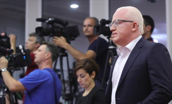 Слика од Одбиено барањето на Рашковски за укинување на притворот