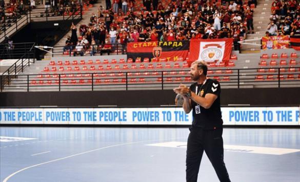 Слика од Вујовиќ: Атмосферата на трибините не носеше до триумфот