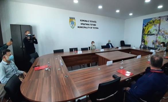 Слика од Дел од кандидатите за градоначалник на Тетово не го потпишаа Кодексот за фер и демократски избори
