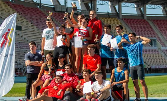 Слика од Лазаровска урна 14 години стар рекорд во скок во височина