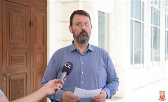 Слика од Стоилковски: Пред нас се клучни избори кои што ќе значат многу за нашата иднина