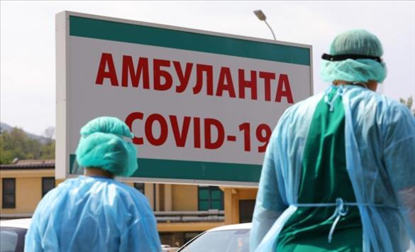 Слика од 467 нови случаи на Ковид, 14 починати лица вчера и 9 смртни случаи плус во последните 20 дена