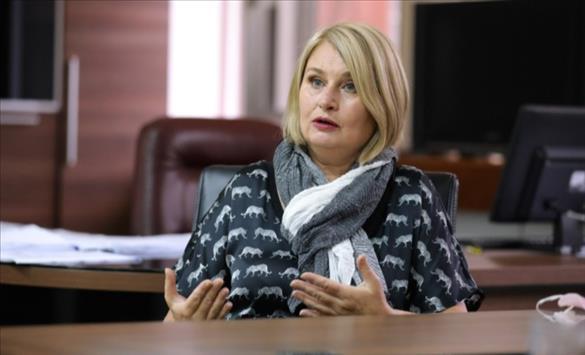 Слика од Црвенковска: Методологијата за утврдување на сложеноста на судските предмети ќе ги растовари судиите со сложени предмети