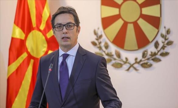 Слика од Пендаровски: Билатералните односи меѓу Македонија и Грција влегуваат во еден нормален тек