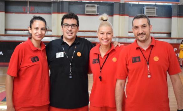 Слика од Македонски кошаркарски тренери на едукација во Турција