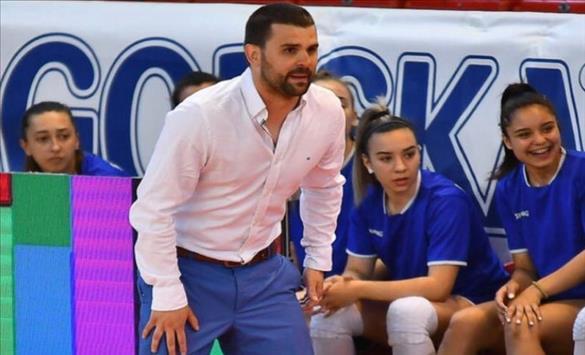 Слика од Ашаданов нов селектор на македонската женска кошаркарска репрезентација