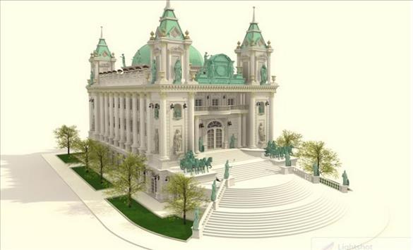"""Слика од Активирана банкарската гаранција за изградба на """"Шпанските скали"""""""