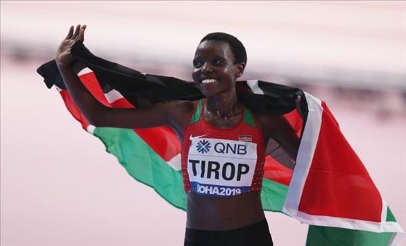 Слика од Приведен сопругот на убиената атлетичарка Тироп