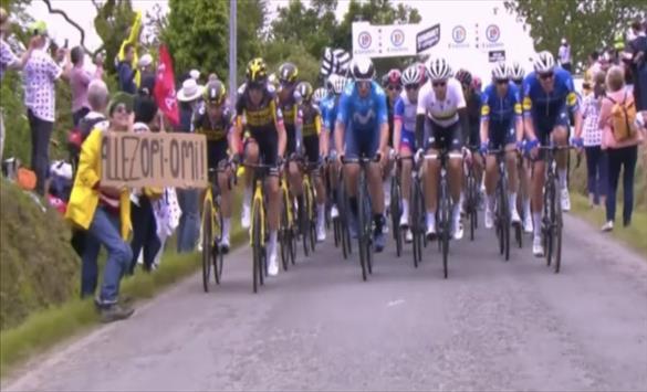 Слика од Претставен планот за 109. издание на Тур де Франс