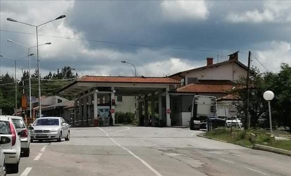 """Слика од Приведен турски државјанин на ГП """"Делчево"""" за приложување на туѓа патна исправа"""