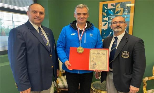 Слика од Скопје домаќин на Дијамантскиот куп на Светската бодибилдинг федерација